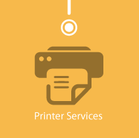 We can fix printers
